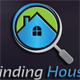 Finding House Logo - GraphicRiver Item for Sale