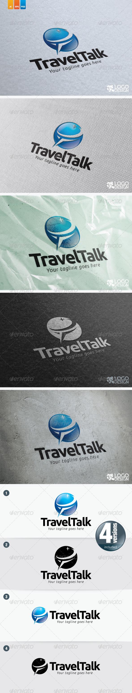 GraphicRiver Travel Talk 6255809