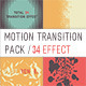 Motion Transition Pack  - VideoHive Item for Sale