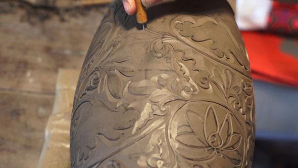 Vase Handwork 8
