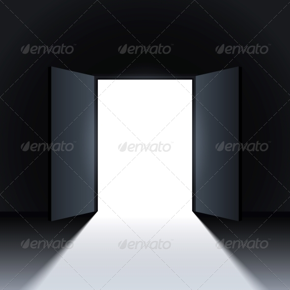 GraphicRiver Open Door 6258121