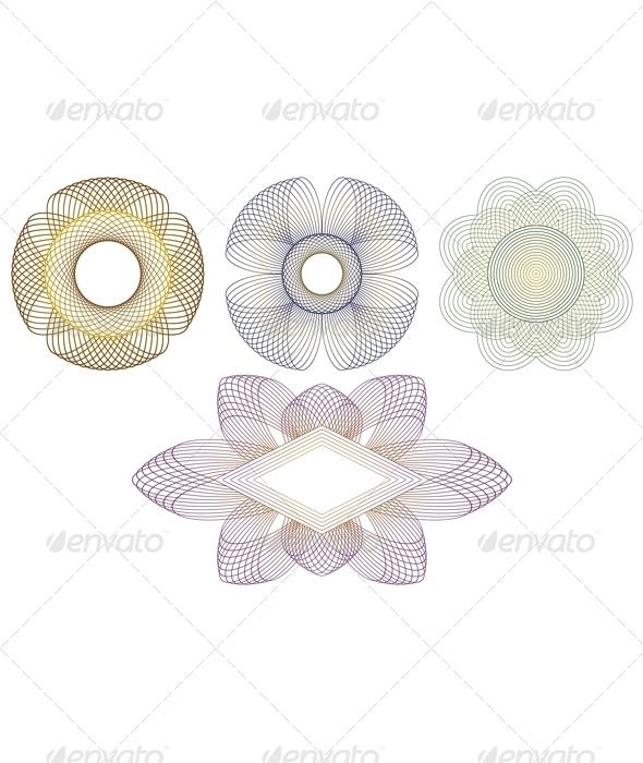 Decorative Elements. - Borders Decorative