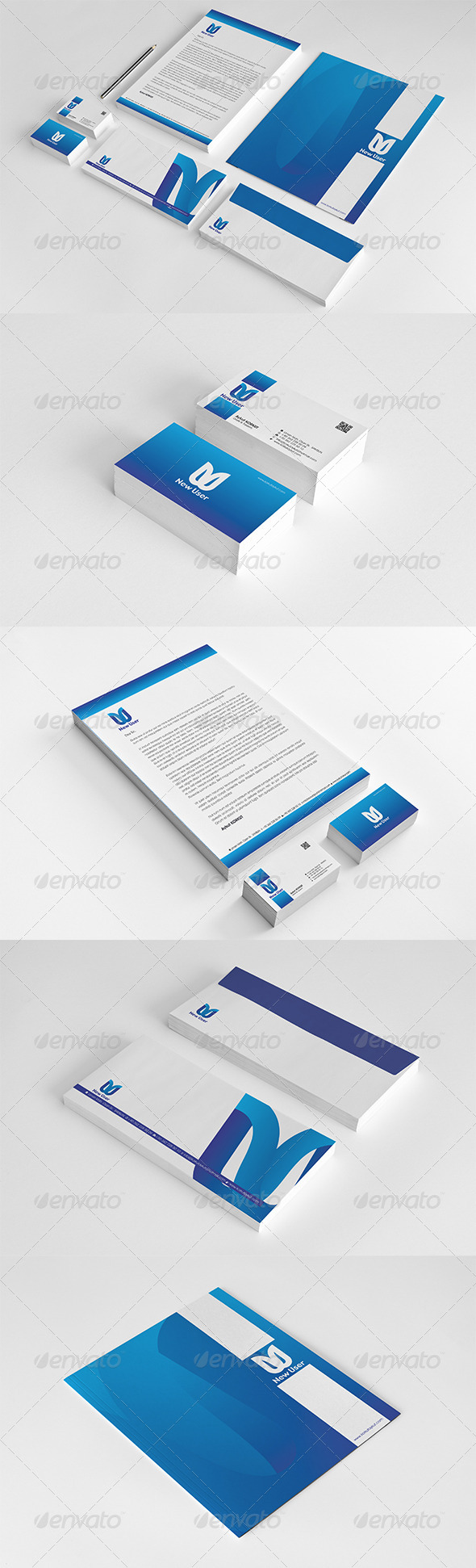 GraphicRiver New User Corporate Identity Package 6244499