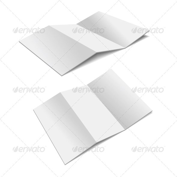 GraphicRiver Folded Paper 6260368
