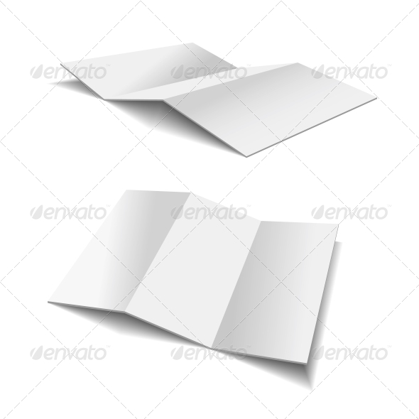 GraphicRiver Folded Paper 6260372