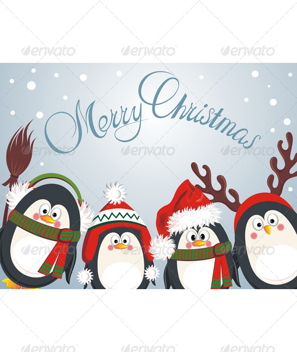 GraphicRiver Merry Christmas 6260433
