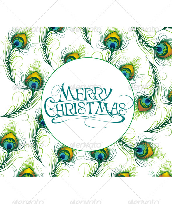 GraphicRiver Christmas Card 6260467