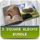 Square Albums Bundle - GraphicRiver Item for Sale