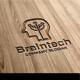 Brain Tech Logo - GraphicRiver Item for Sale
