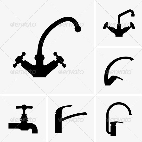 GraphicRiver Water Taps 6261924