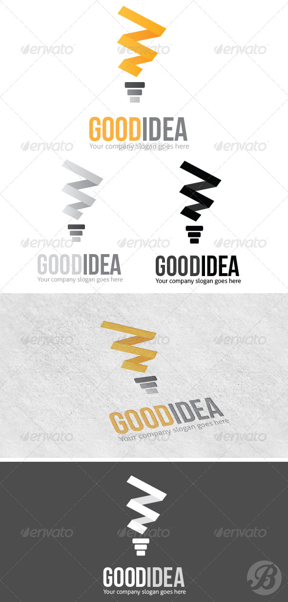GraphicRiver Good Idea 6262164