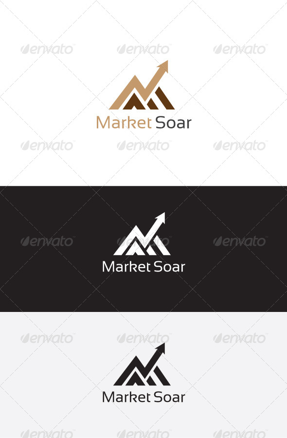 GraphicRiver M Letter Logo Template 6262928