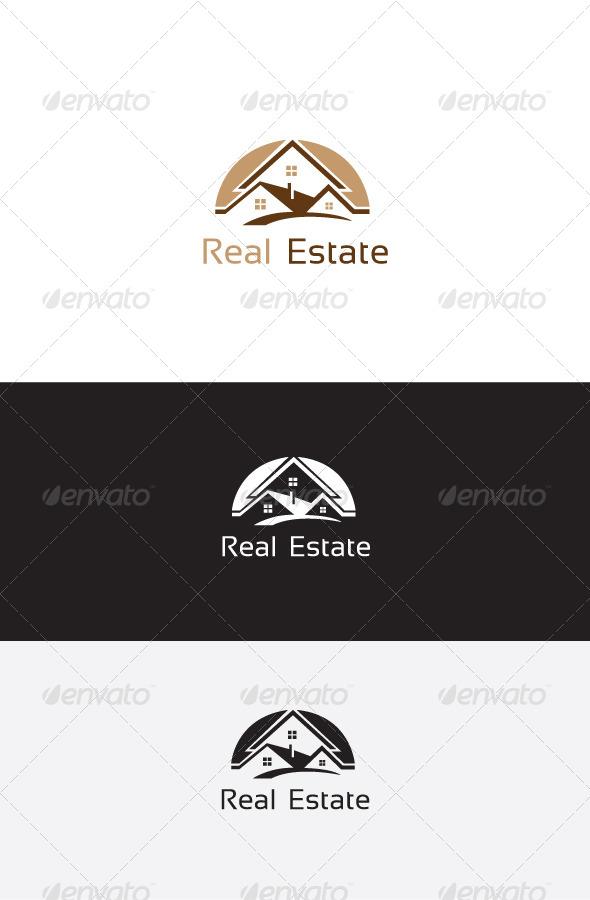 GraphicRiver Real Estate Logo Template 6262981