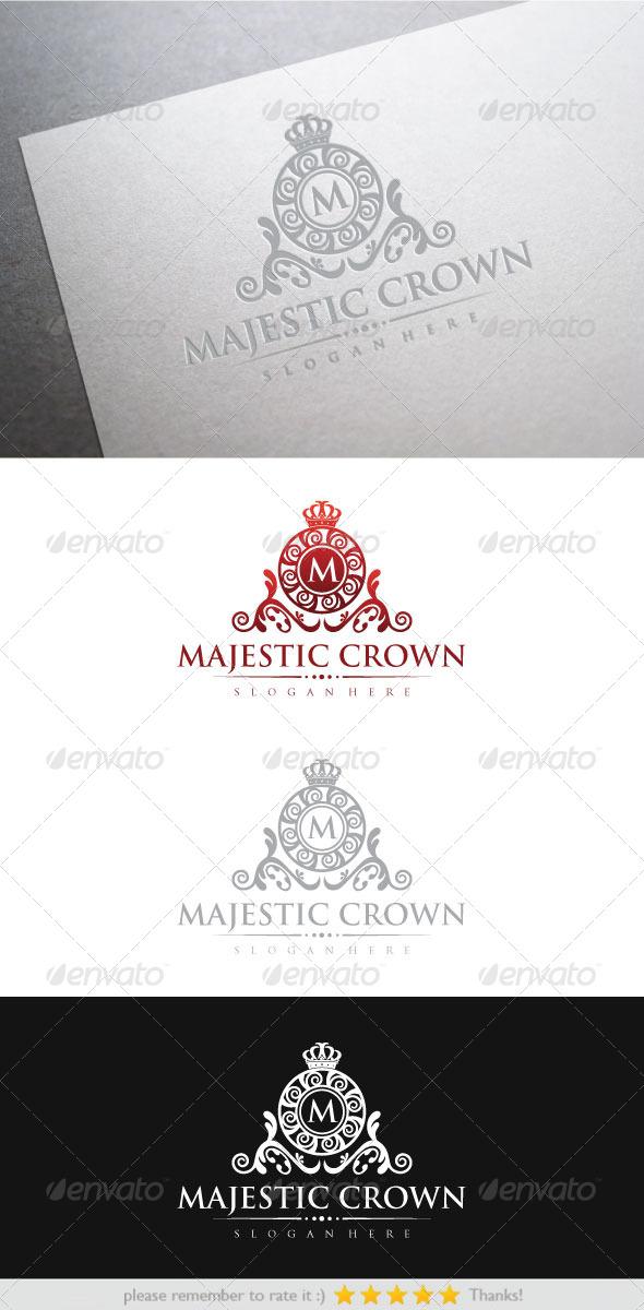 GraphicRiver Majestic Crown 6263576