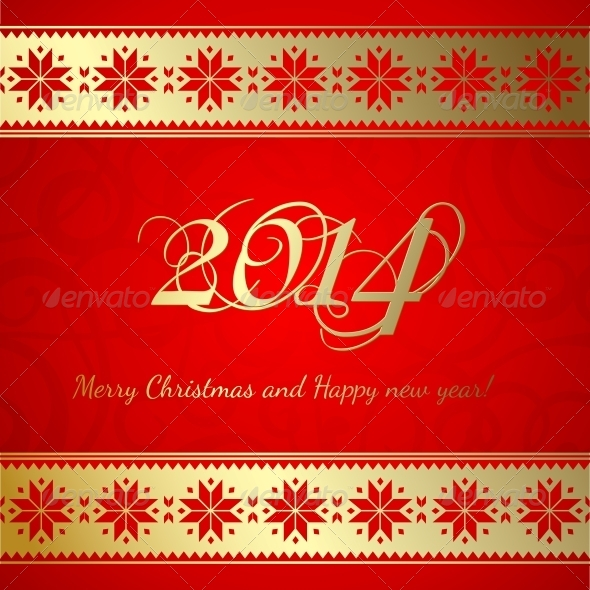 GraphicRiver Happy New Year 6263984