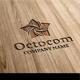 Octocom Logo  - GraphicRiver Item for Sale
