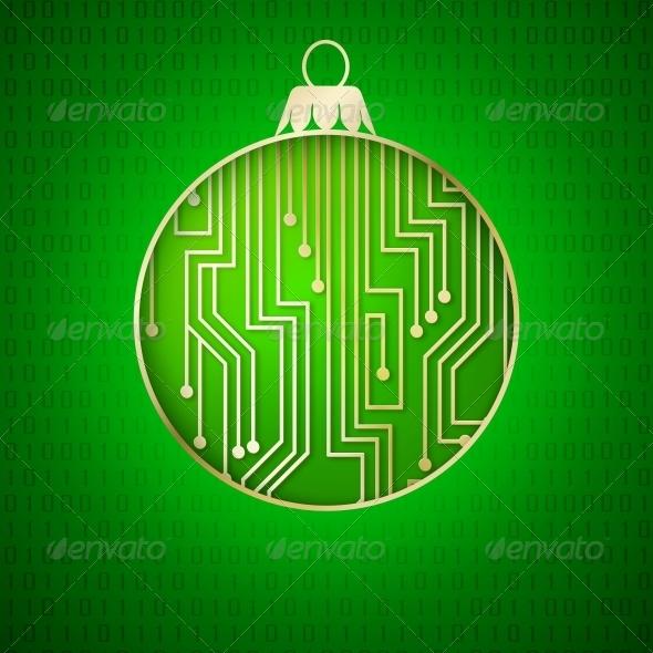 GraphicRiver Microprocessor Circuitry 6264026