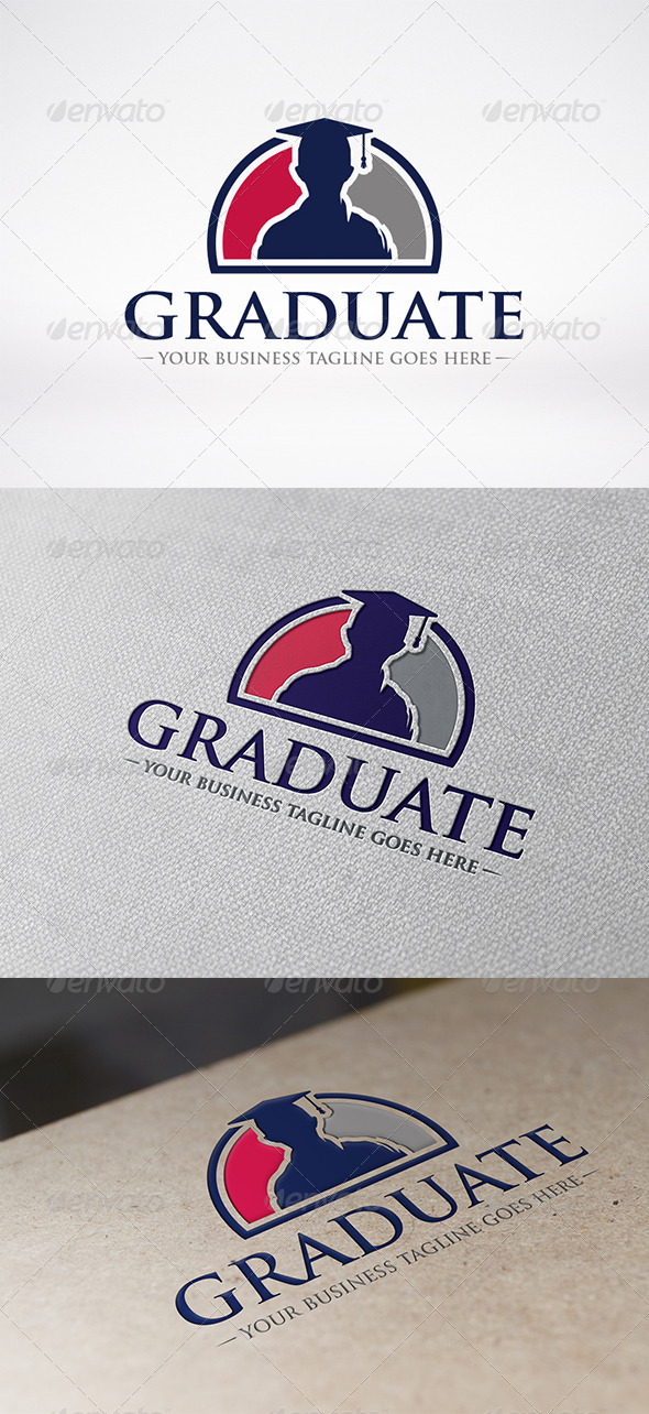 GraphicRiver Graduated Logo Template 6264305