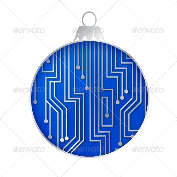 GraphicRiver Microprocessor Circuitry 6264510