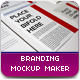 Branding Mockup Maker - GraphicRiver Item for Sale