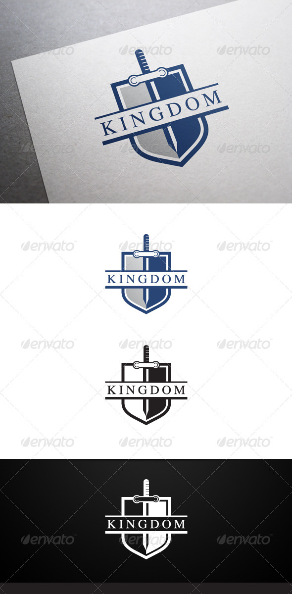 GraphicRiver Kingdom Logo 6264705