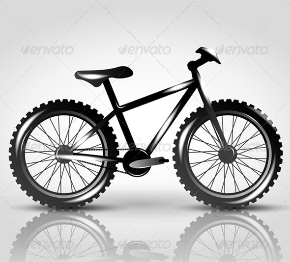 GraphicRiver Vector Bike 6264980