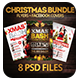 Christmas Bundle | Flyers + FB Covers - GraphicRiver Item for Sale