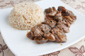 Pork liver with rice - PhotoDune Item for Sale