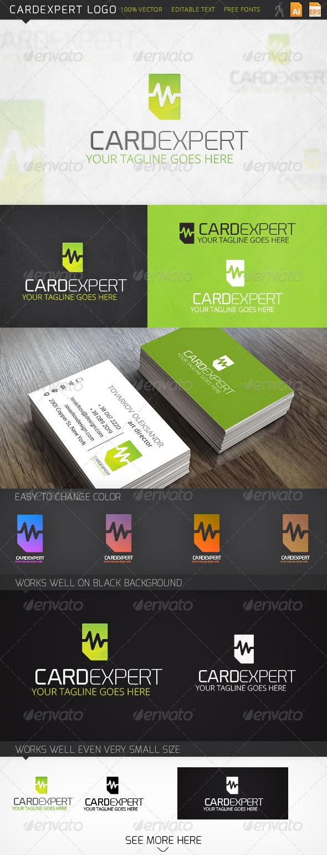 GraphicRiver Cardexpert Logo 6265415