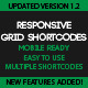 Responsive Grid Shortcodes for WordPress