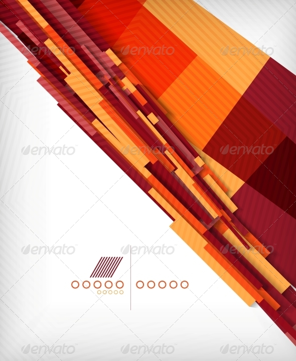 GraphicRiver Straight Lines Geometric Shape Background 6267617