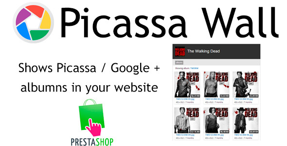 CodeCanyon Prestashop PicassaWall 6268450