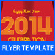 New Year Flyer 4 - GraphicRiver Item for Sale
