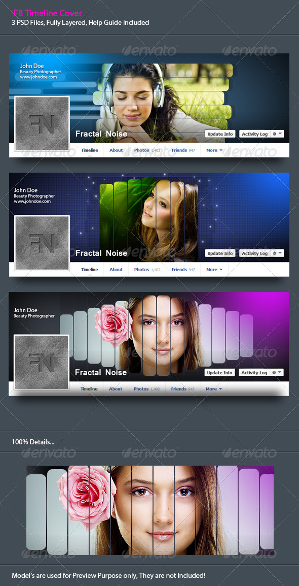 GraphicRiver FB Timeline Covers V01 6269085