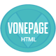Link toVonepage parallax html template