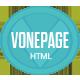 Link toVonepage parallax html tempalte