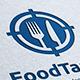 Food Target Restaurant Logo - GraphicRiver Item for Sale