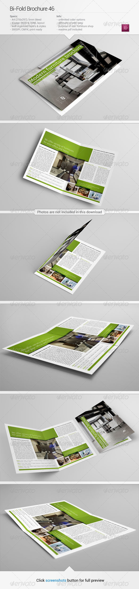 GraphicRiver Bi-Fold Brochure 46 6270351