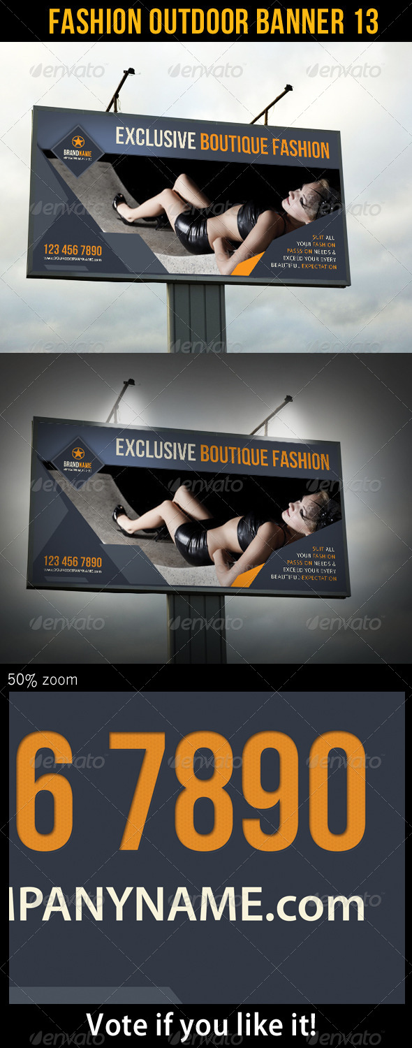 GraphicRiver Fashion Outdoor Banner 13 6271037