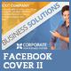 Corporate Facebook Timeline  - GraphicRiver Item for Sale