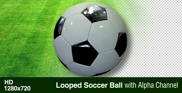 HD Looping Soccer Ball