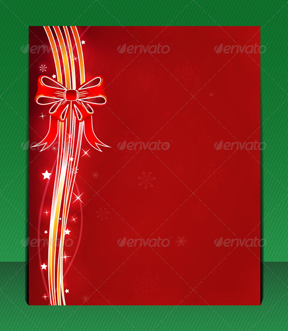 GraphicRiver Holiday Greeting Card 6272784