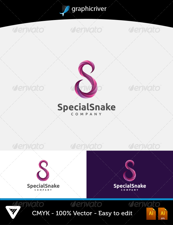 GraphicRiver Special Snake 6272998