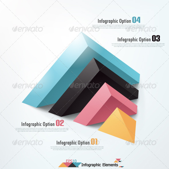 GraphicRiver Modern Infographics Options Banner 6273112