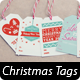 9 Christmas Gift Tags - GraphicRiver Item for Sale
