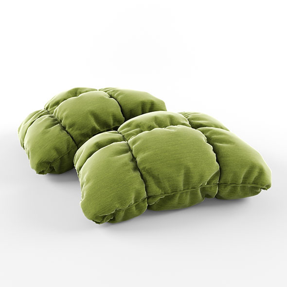 Poufs - 3DOcean Item for Sale