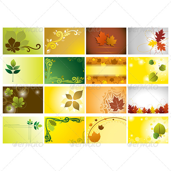 GraphicRiver Autumn Background 6276606
