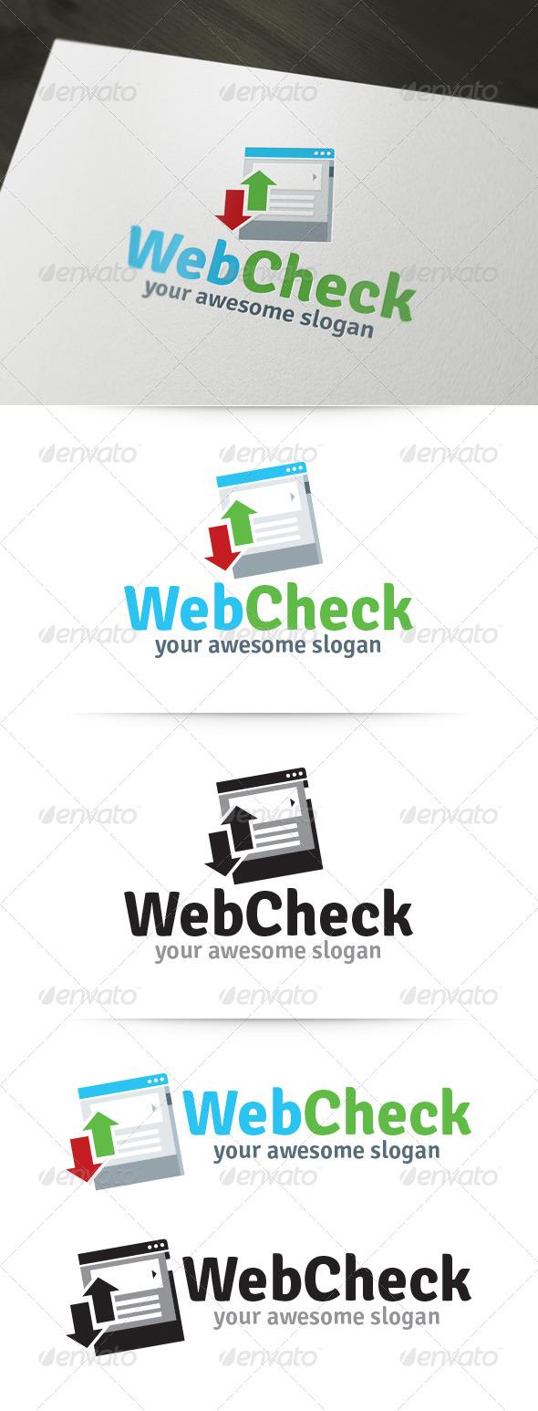 GraphicRiver Web Check Logo 6276973