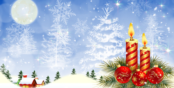 Christmas Background 05