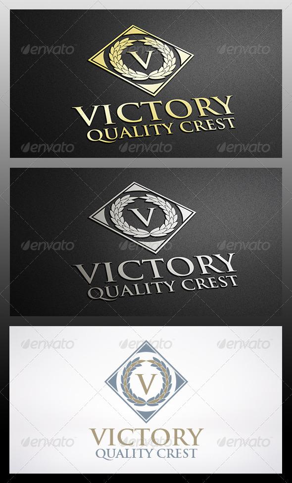 GraphicRiver Victory Logo 6277320